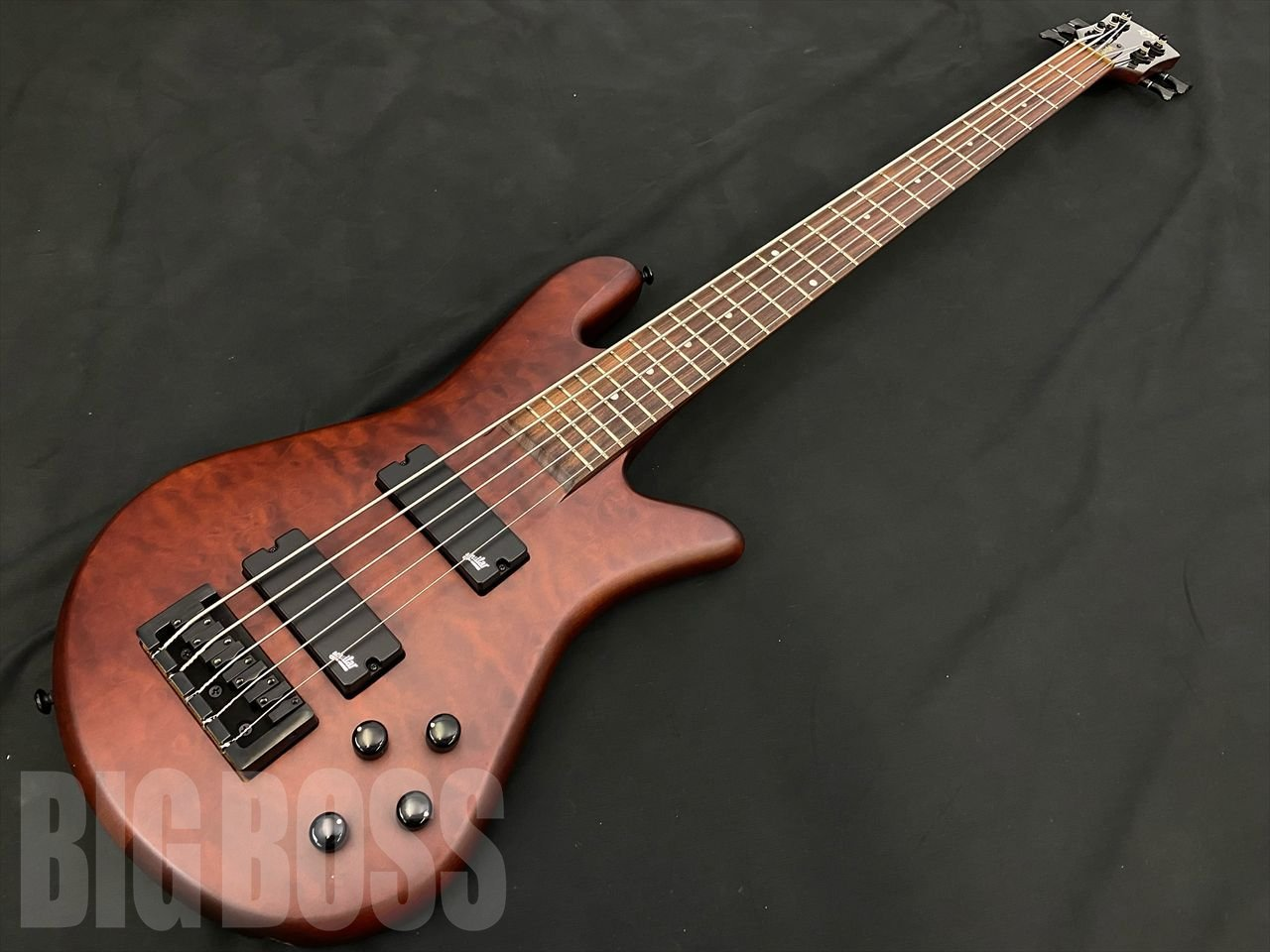 【即納可能】Spector(スペクター) Legend 5 Neck-Thru (Walnut Matte) 駅前店