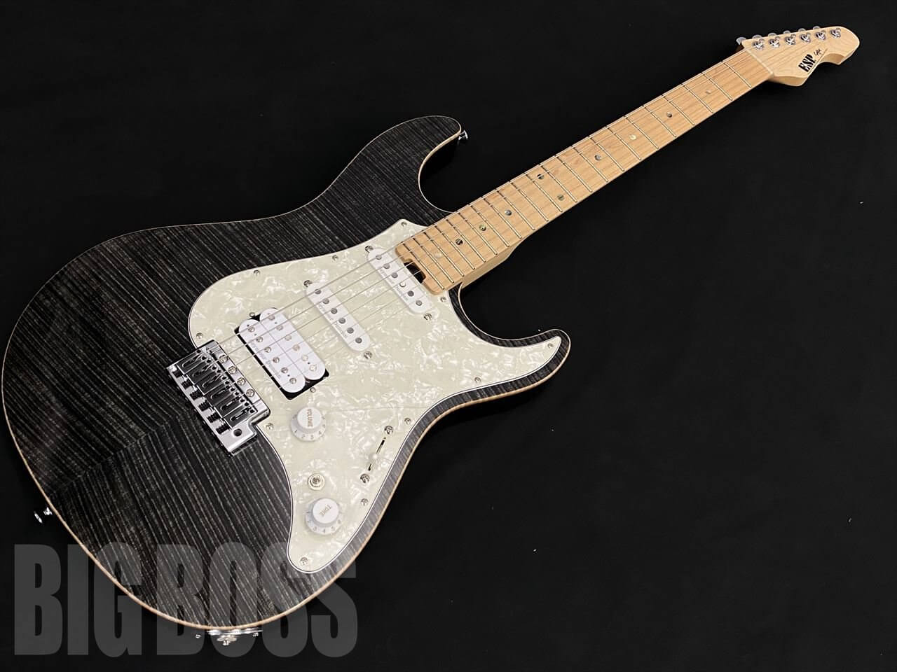 ESP(イーエスピー) SNAPPER-CTM-FM/M (See Thru Black) 駅前店