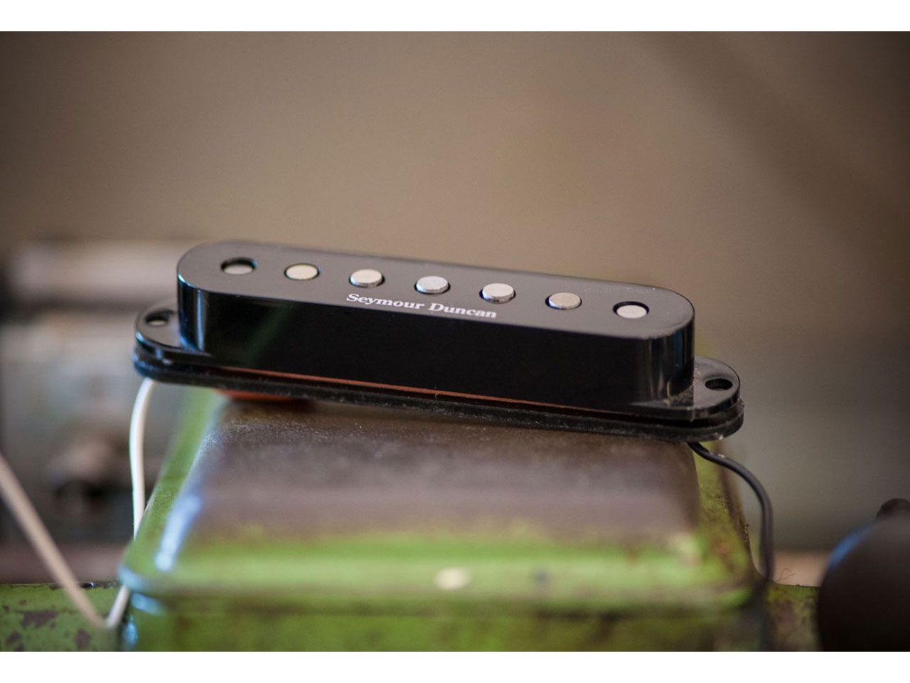 【受注生産】Seymour Duncan Custom Staggered (SSL-5-7)