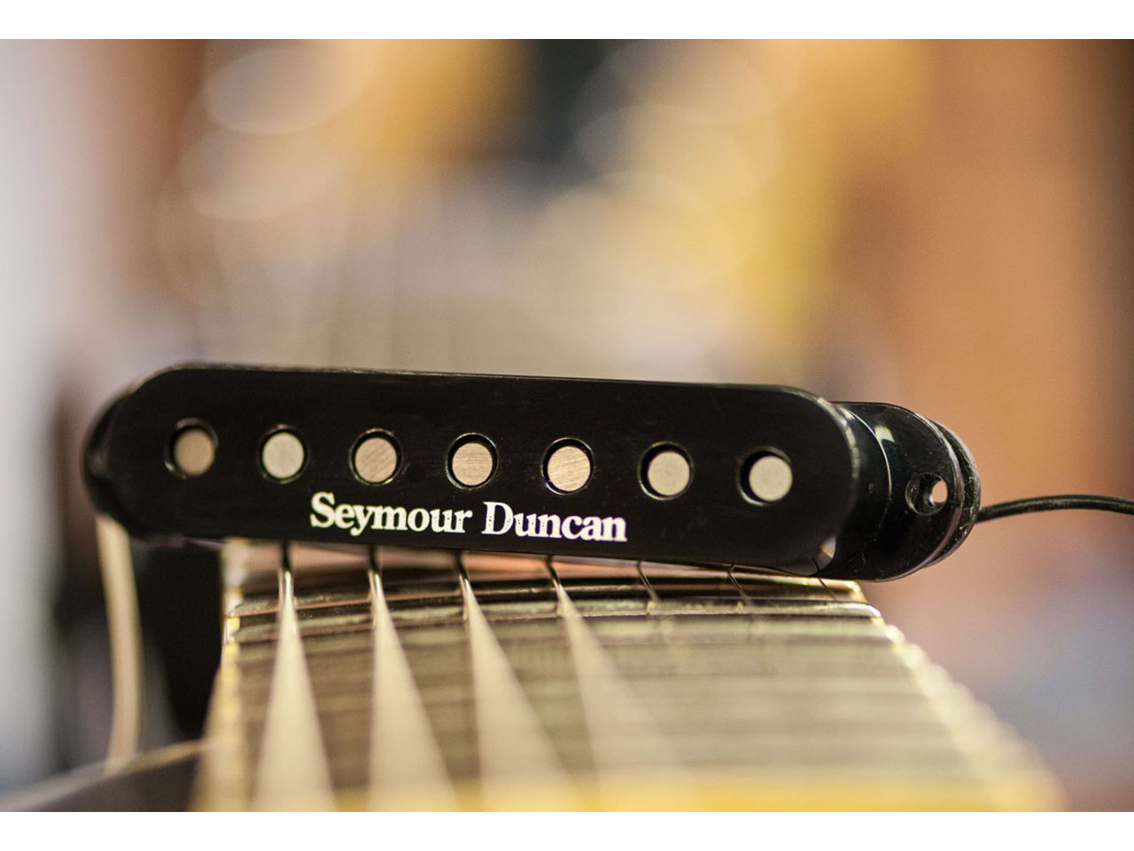 【受注生産】Seymour Duncan Vintage Staggered (SSL-1-7)
