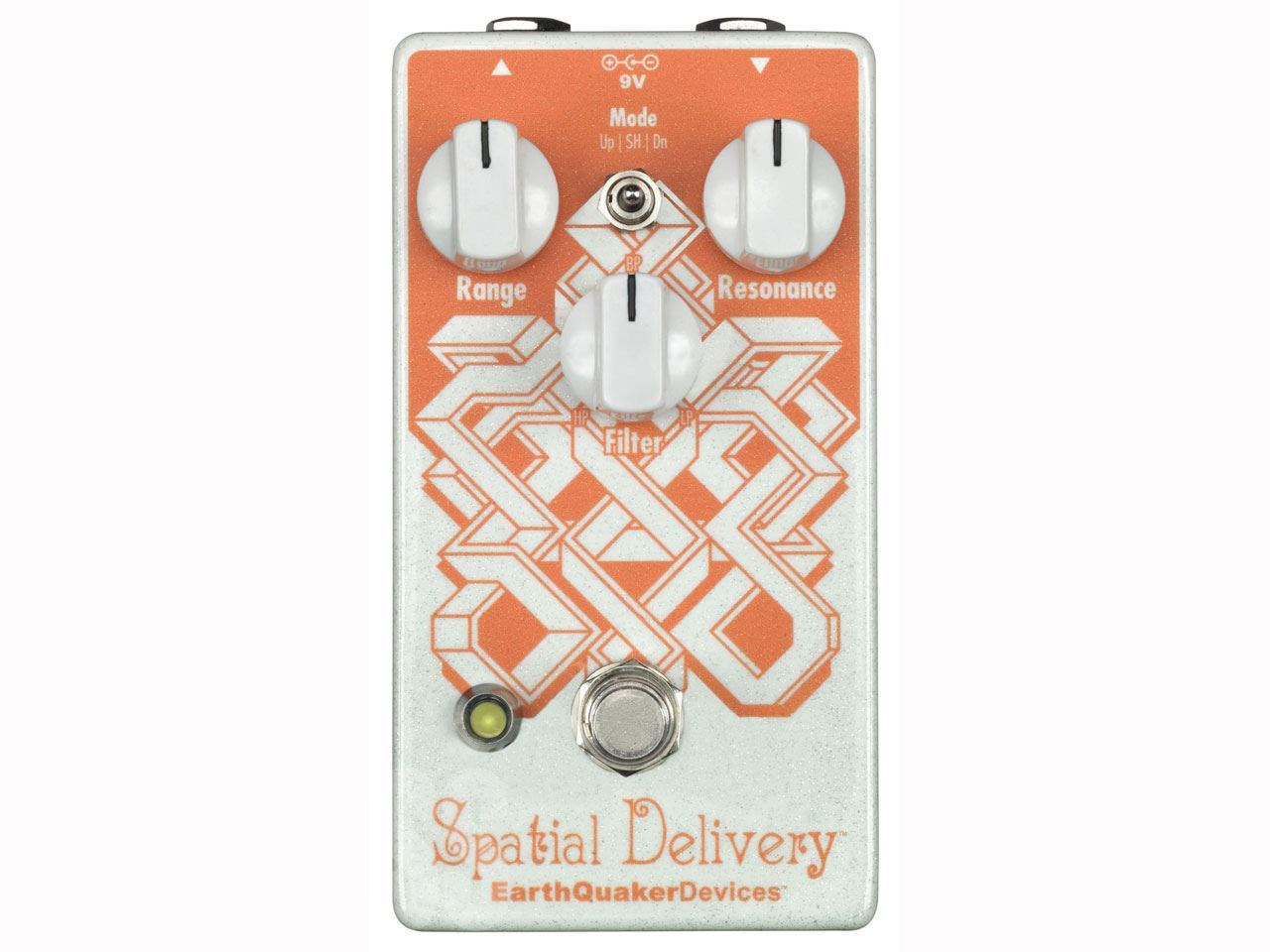 EarthQuaker Devices(アースクエイカーデバイセス) Spatial Delivery (エンベロープフィルター) 駅前店