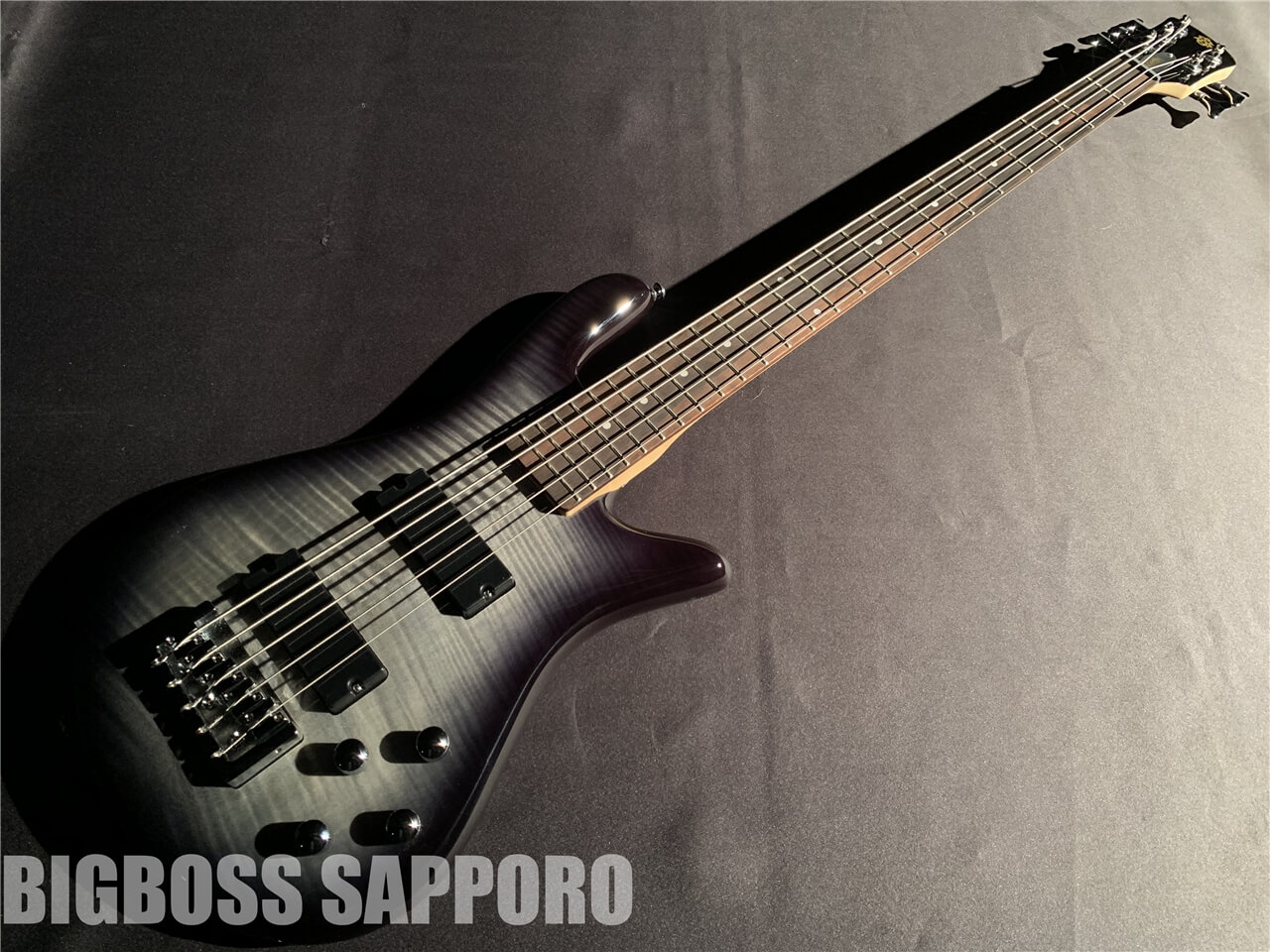 【即納可能】Spector(スペクター) Legend5 Standard /(Black Stain) 札幌店