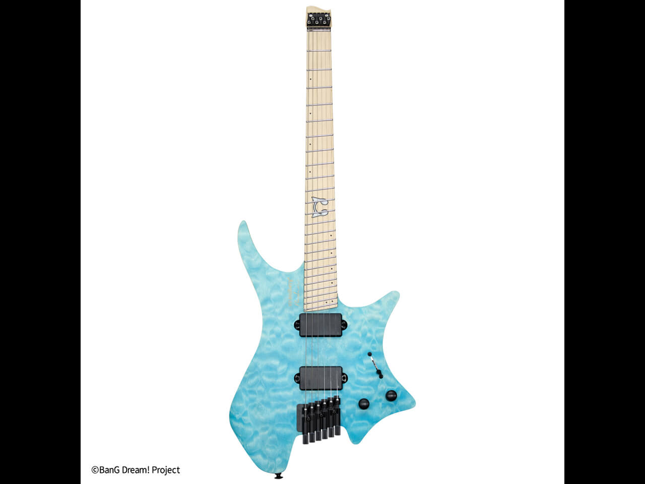 【BanG Dream! RAISE A SUILEN×strandberg コラボレーション】strandberg Boden RAS 6 (BanG Dream! RAISE A SUILEN - LOCK モデル)【ご予約商品】