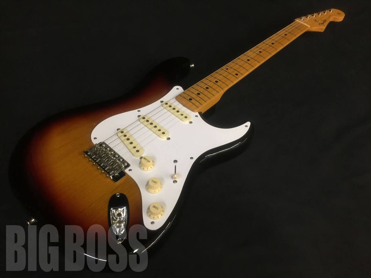 【中古品】Fender Japan ST58-70TX (2Tone Sunburst)
