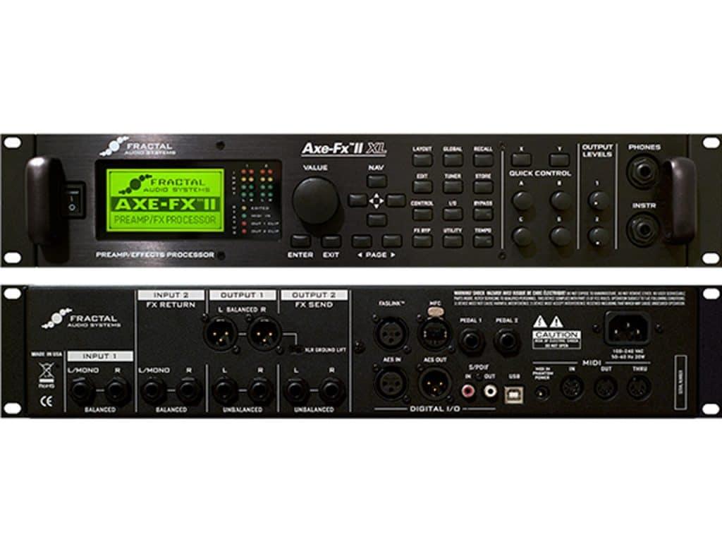 Axe-Fx II XL Plus