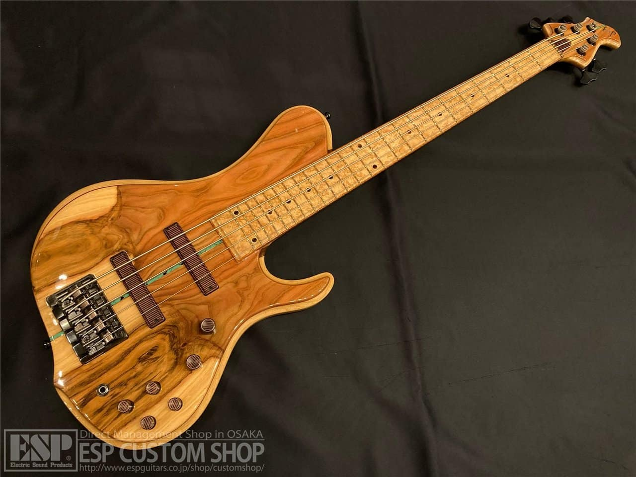 ESP Exhibition Limited 2018<br>EX18-62 PROTO TYPE BASS FLAT